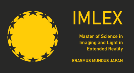 IMLEX International Master of Science Program in Imaging and Light in Extended Reality